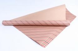 Бумага  КРАФТ 203/670  Полосатость 100*70см  (10 лист.)