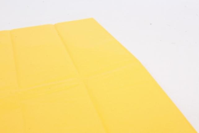Бумага  тишью (Ч) желтая  50*66см (10 листов в уп)