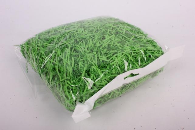 бумажный наполн. волна лесной зеленый  (156) 100гр