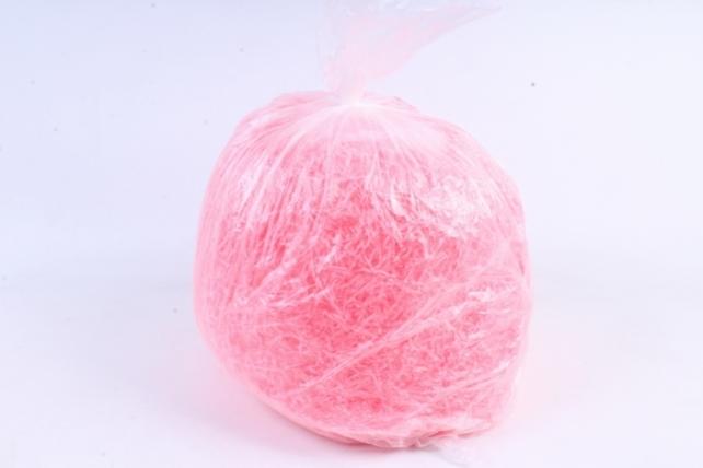 Бумажный наполн. Волна  (1кг ) Розовый неон  (124)
