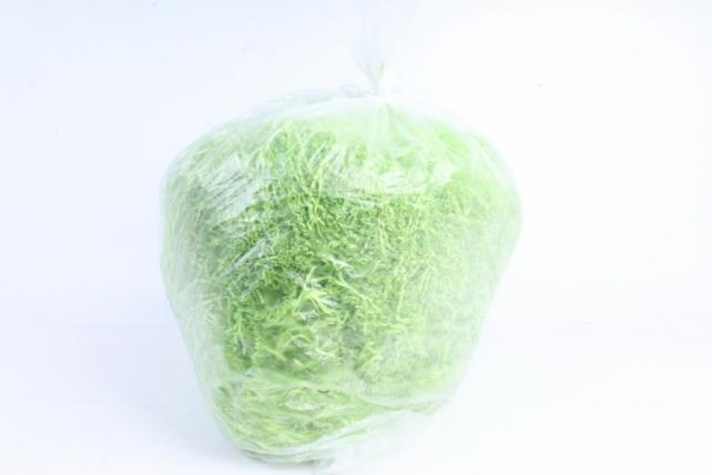 Бумажный наполн. Волна  (1кг ) Зеленая липа  (118)