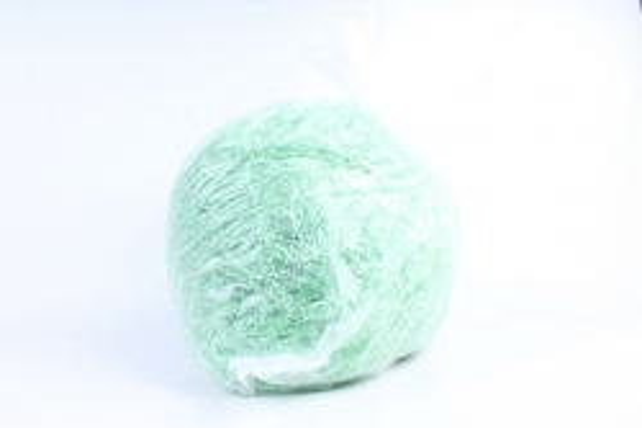 Бумажный наполн. Волна  (1кг ) Зеленый   (108)