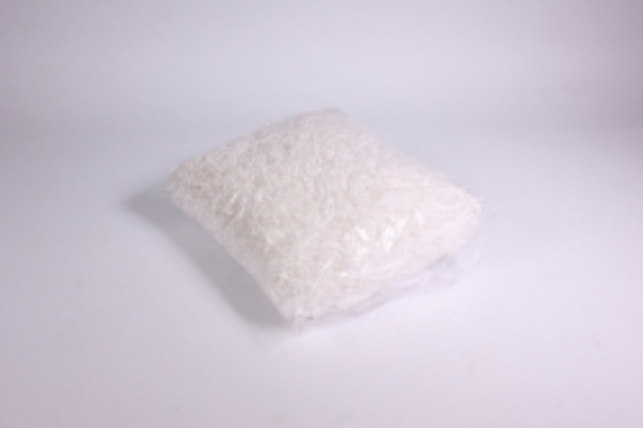 бумажный наполнитель - пергамент - белый (203) 100гр