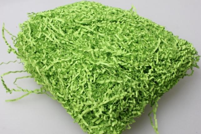 Бумажный наполнитель Волна Зеленая липа (118) 100гр
