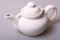 Чайник Самурай (керамика) 24х14см.