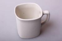 Чашка Квадро малая (керамика) 7х6см.