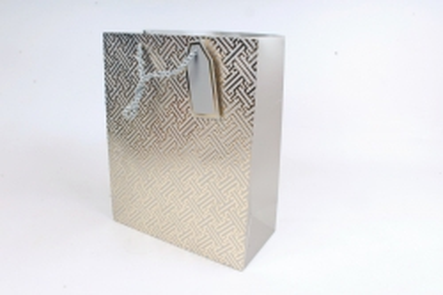 Cумка Люкс Лабиринт серая   (12 шт/уп) Цена за 1шт  L0668