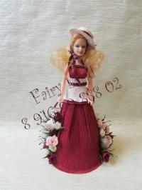 Цветочная фея Роза