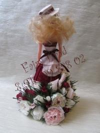 цветочная фея роза DM-13