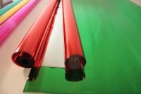 цвет.мет 0.7 цветочная плёнка - рулон 0.7 цвет.мет - зелёный 9411