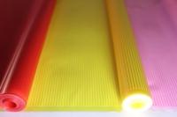 Цветочная плёнка - Рулон 0,7 Экология - Жёлтый