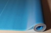 Цветочная плёнка - Рулон 0,7 Экология - Голубой