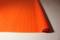 экология 0.7 цветочная плёнка - рулон 0,7 экология - оранжевый 9367