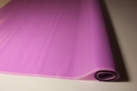 Цветочная плёнка - Рулон 0,7 Экология - Сиреневый