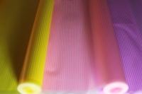 архив продукции цветочная плёнка - рулон 0,7 экология - светло-розовый 936-1