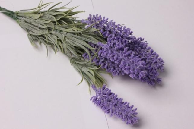 Цветок Лаванды 20см 0565