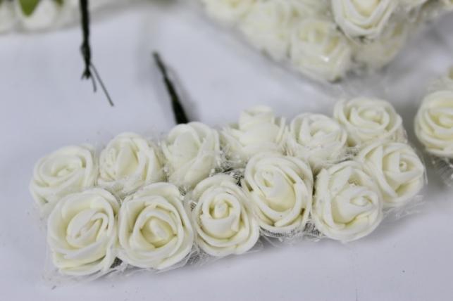 Цветы латексные Шампань h=10 (144шт в уп) 7640