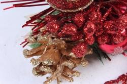 Декор Веточка новогодний  DN-31839  (И)