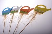 вставки декоративная вставка флористическая - лейка круглая (1шт) 2023