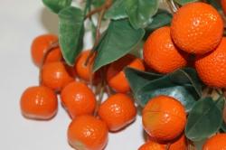 Декоративные Искусственные фрукты - Апельсин