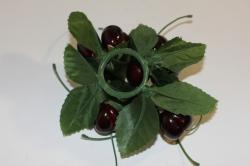искусственные фрукты декоративные искусственные фрукты - черешня 992