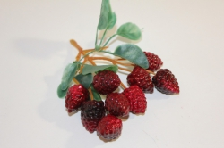 Декоративные Искусственные фрукты - Малина