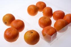 Декоративные Искусственные фрукты - Набор мандаринов искусственных 4,5 см (12шт) Мандарин GBD7365SB1