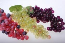 Декоративные Искусственные фрукты - Виноград Изабелла