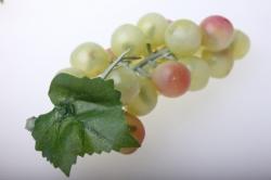 искусственные фрукты декоративные искусственные фрукты - виноград средний 1566