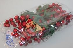 искусственные фрукты декоративные искусственные ягоды - 8876 смородина (6 гроздей в уп.) 7099