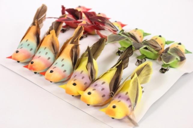 Декоративные Птички (12шт в уп) - 281792 2590