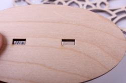 деревянная заготовка - дерево для украшений 20см, фанера 6мм 302034