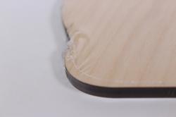 деревянная заготовка - доска №2-б 15,5*22см, фанера 6мм, 503285