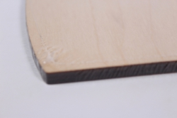 деревянная заготовка - доска №4-а 11*17см, фанера 6мм,  503290