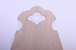 деревянная заготовка - доска №5-б 18*22см, фанера 6мм  503293