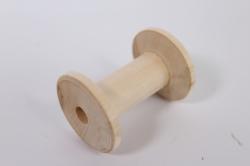 деревяннаязаготовка-катушкадеревяннаядлядекора5,5*4см