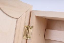 деревянная заготовка - ключница большая