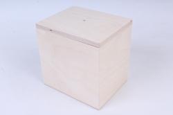 Деревянная заготовка - Короб для сыпучих высокий