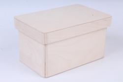 """деревянная заготовка - короб """"прованс"""" на 2 отделения"""