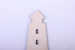 деревянная заготовка - маяк 12*4,8см, фанера 4мм  402082