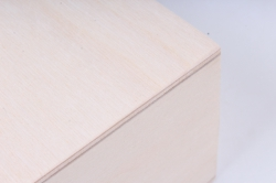 """деревянная заготовка - салфетница """"гауди"""" малая"""