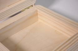 деревянная заготовка - шкатулка самоцвет-мини