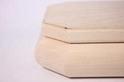 """деревянная заготовка - шкатулка """"восточная красавица"""" 30x23см h=7см"""