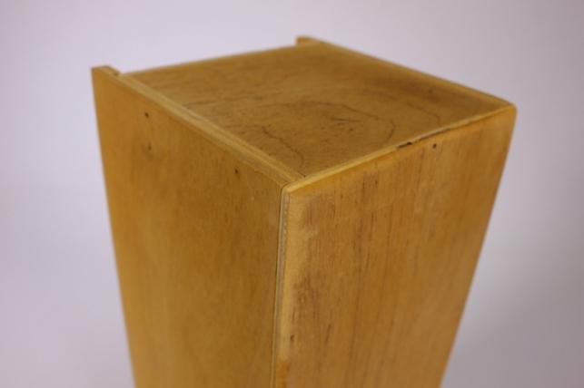 деревянныйящик-пеналподбутылкунатуральный35*12*12см