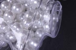 елка прозрачная d=10см пластик (из 2-х половинок)  (1шт)  1150  skt-100
