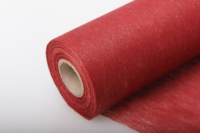 фетр (50см х 20м) бордовый китай 8407