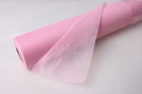 Фетр 50см х 20м, светло-розовый