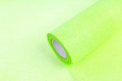 Фетр Корея двухцветный салат/светло-зеленый 50см*15м  NW300-123/1 М