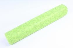 Фетр Ламинированный 50см*10м Кружево салатовый  (Н)