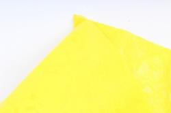 Фетр Ламинированный 50см*10м Сердечки желтый (Н)